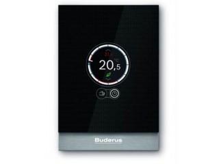 Видео о комнатном термостате Buderus TC100
