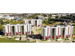 Промышленные котлы Buderus установлены в жилом комплексе «Белорусский квартал» в Балабаново